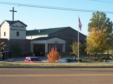 Bartlett Hill Baptist Church | Featured Project: Fire Protection