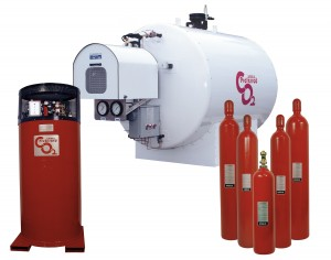 Co2 fire suppression system inspection